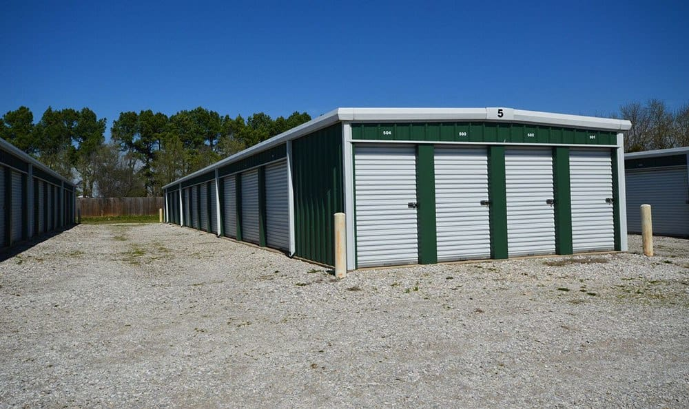 We have several sizes of units to choose from at Old Wire Storage