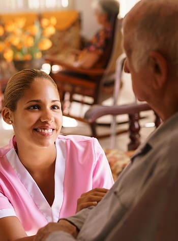 Our Assisted Living residents at Maplewood Senior Living communities enjoy as much or as little help as they require from our on-site licensed nursing staff, available 24 hours a day.