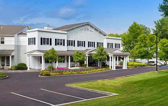 Schedule a tour of Maplewood at Newtown today and find out why Maplewood Senior Living communities are unmatched!