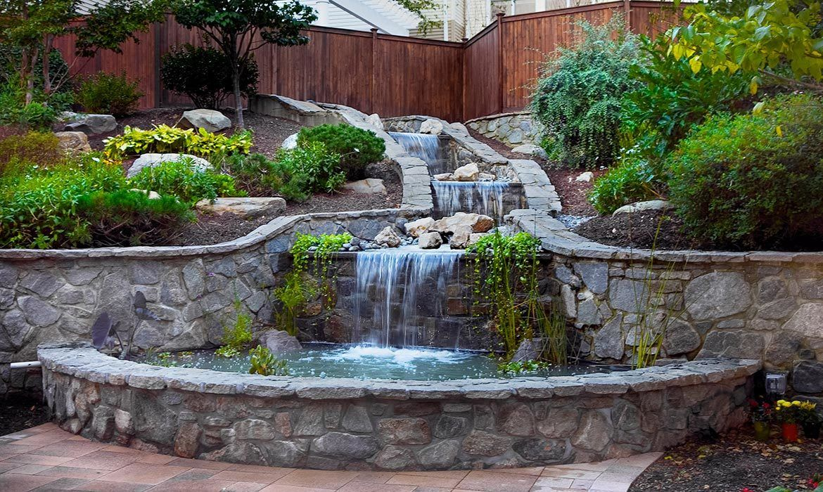 You'll love the incredible water features here at Maplewood at Orange in Orange.