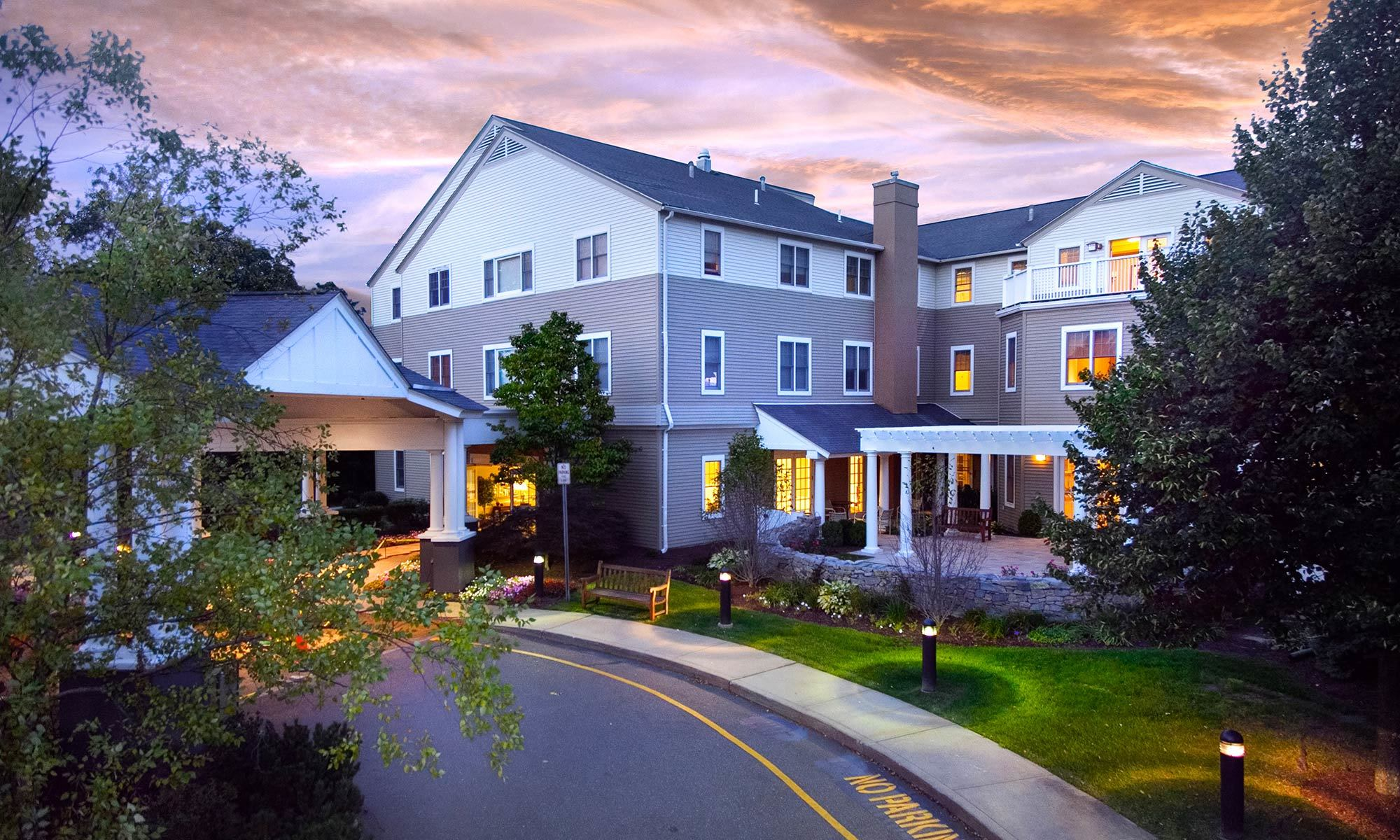 Senior living in Orange, CT