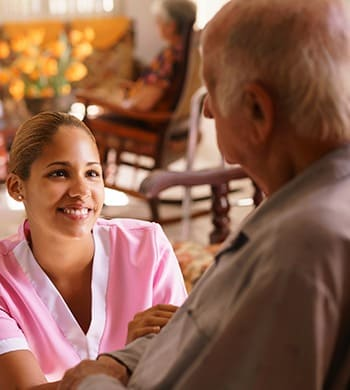 Our assisted living residents at Maplewood at Strawberry Hill can get as much help as they desire; call us to learn more.