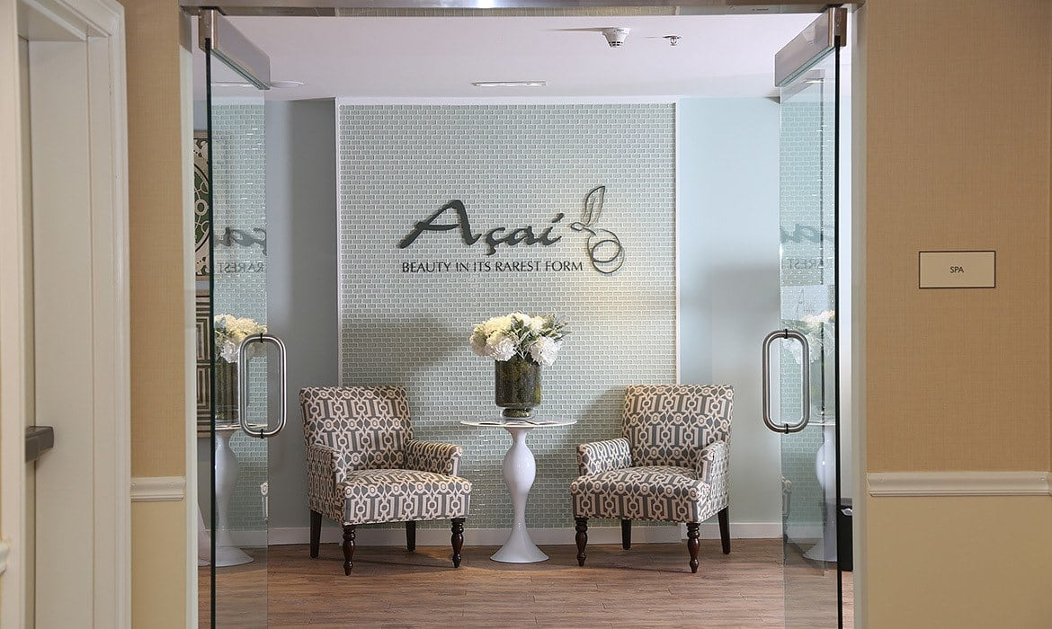 Maplewood at Darien in Darien, CT, has its own salon and spa; get pampered!