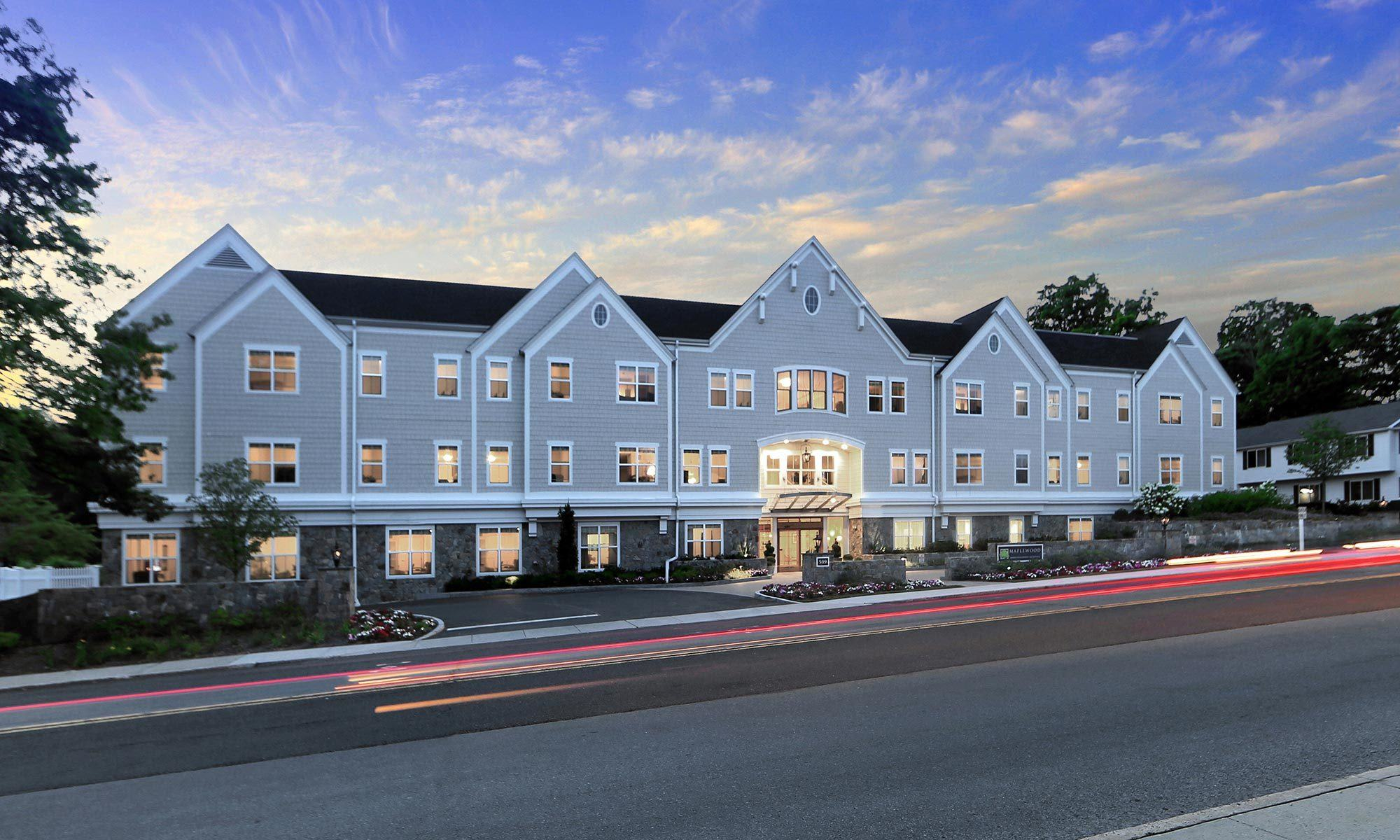 Senior living in Darien, CT
