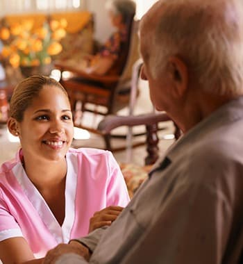 Our assisted living residents at Maplewood at Weston can get as much help as they desire; call us to learn more.