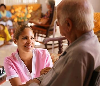 Our assisted living residents at Maplewood at Mayflower Place can get as much help as they desire; call us to learn more.