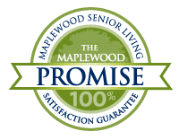 Learn about what the Maplewood Promise means at Maplewood at Mayflower Place