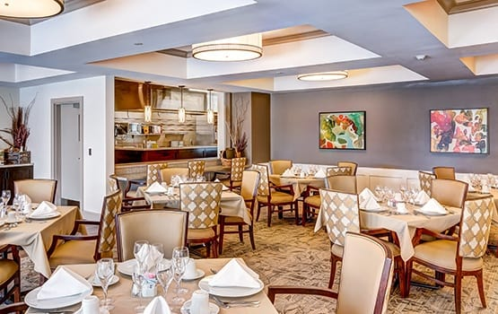 Dining at Maplewood at Cuyahoga Falls is truly a pleasurable experience - everyday!