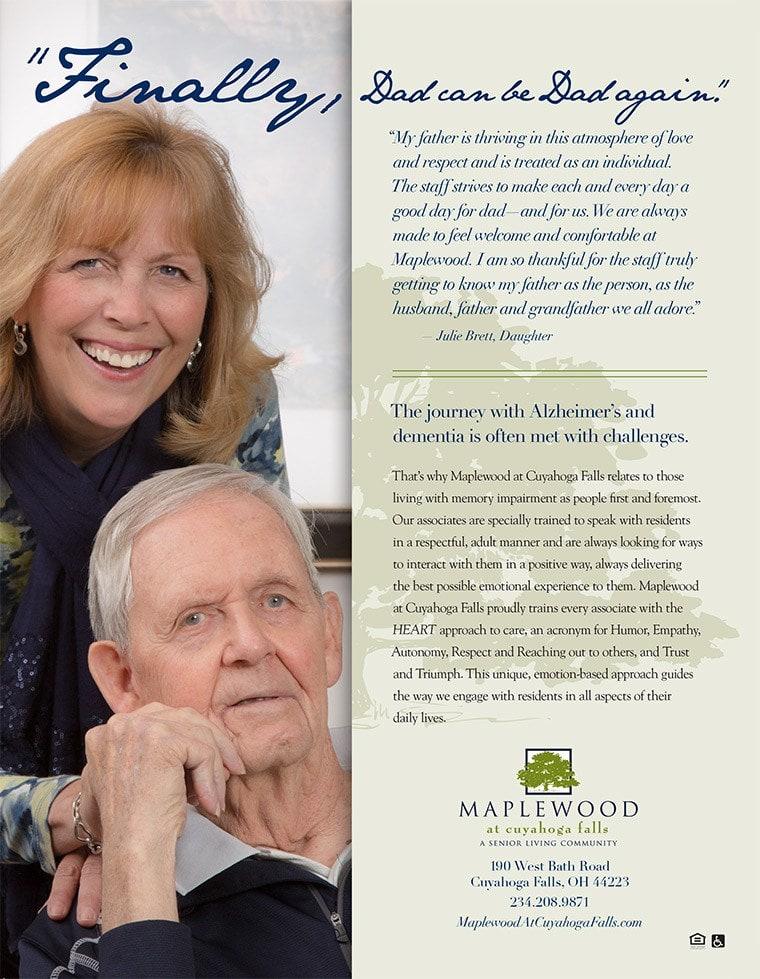 Maplewood at Cuyahoga Falls testimonial