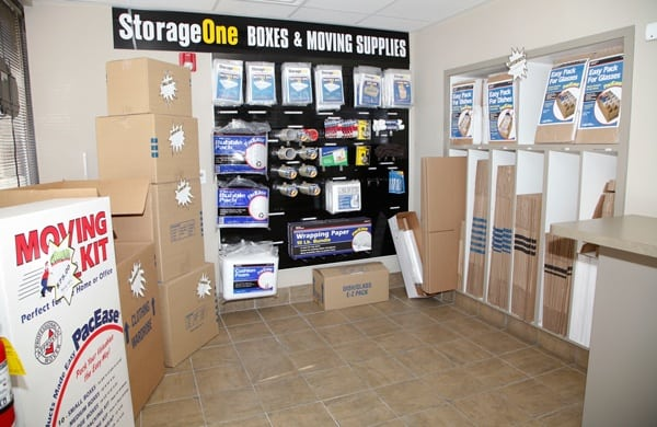 Contact us today to learn about storage options at StorageOne Durango & U.S. 95