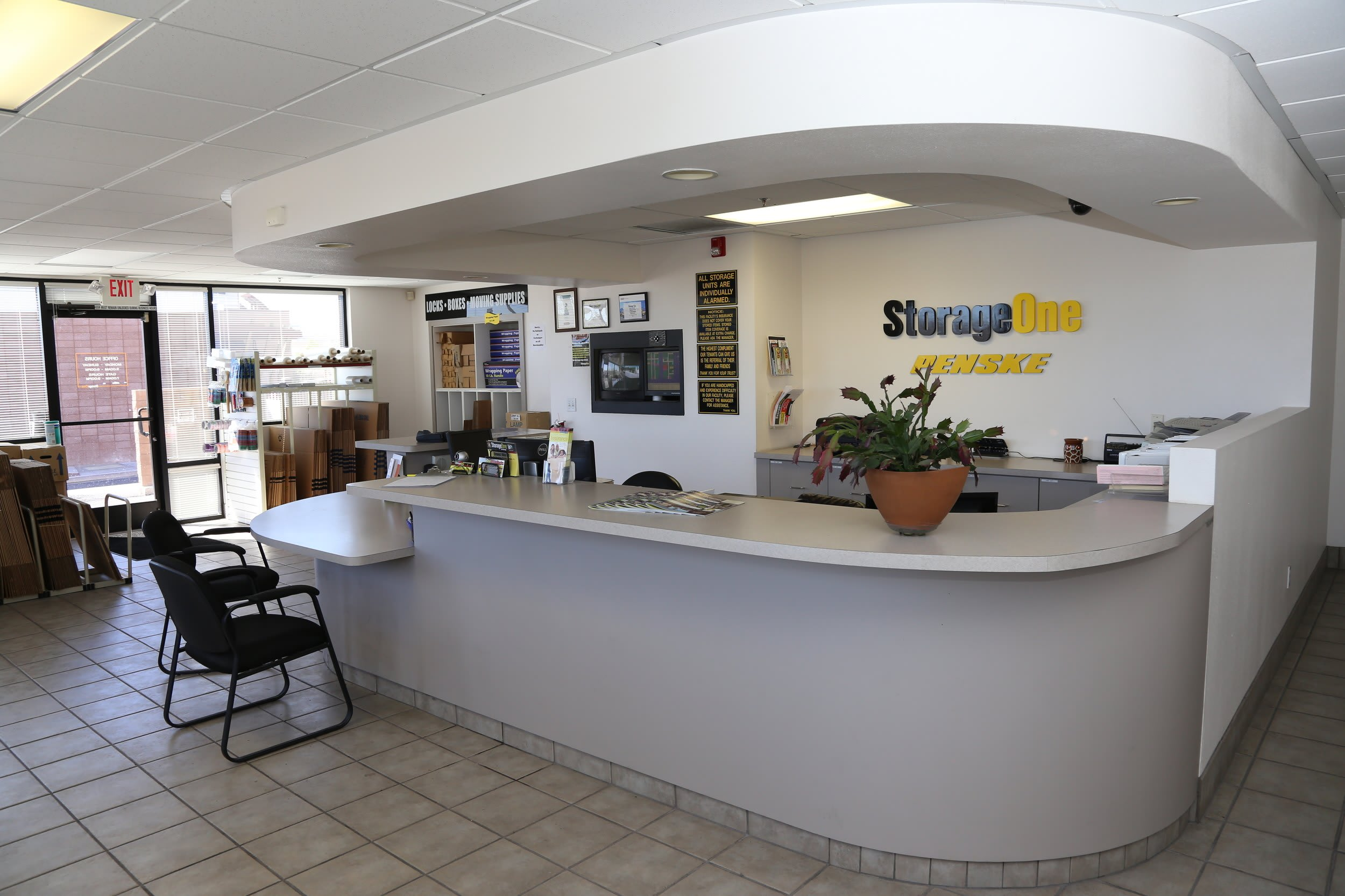 Contact StorageOne Mountain's Edge Blue Diamond & Durango to learn more about the web specials we have to offer