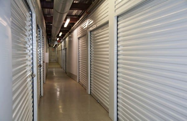 Clean Storage Units In Las Vegas