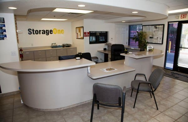 Las Vegas Storage Office