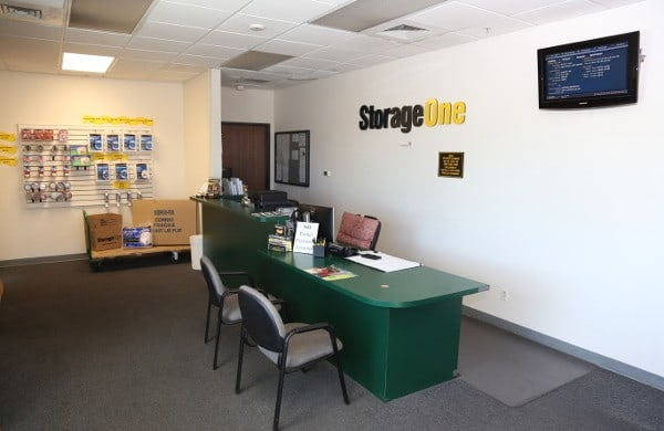 Our Storage Office In Las Vegas Nv
