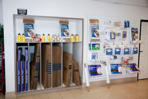 Contact us today to learn about storage options at StorageOne Queensridge Hualapai & Charleston