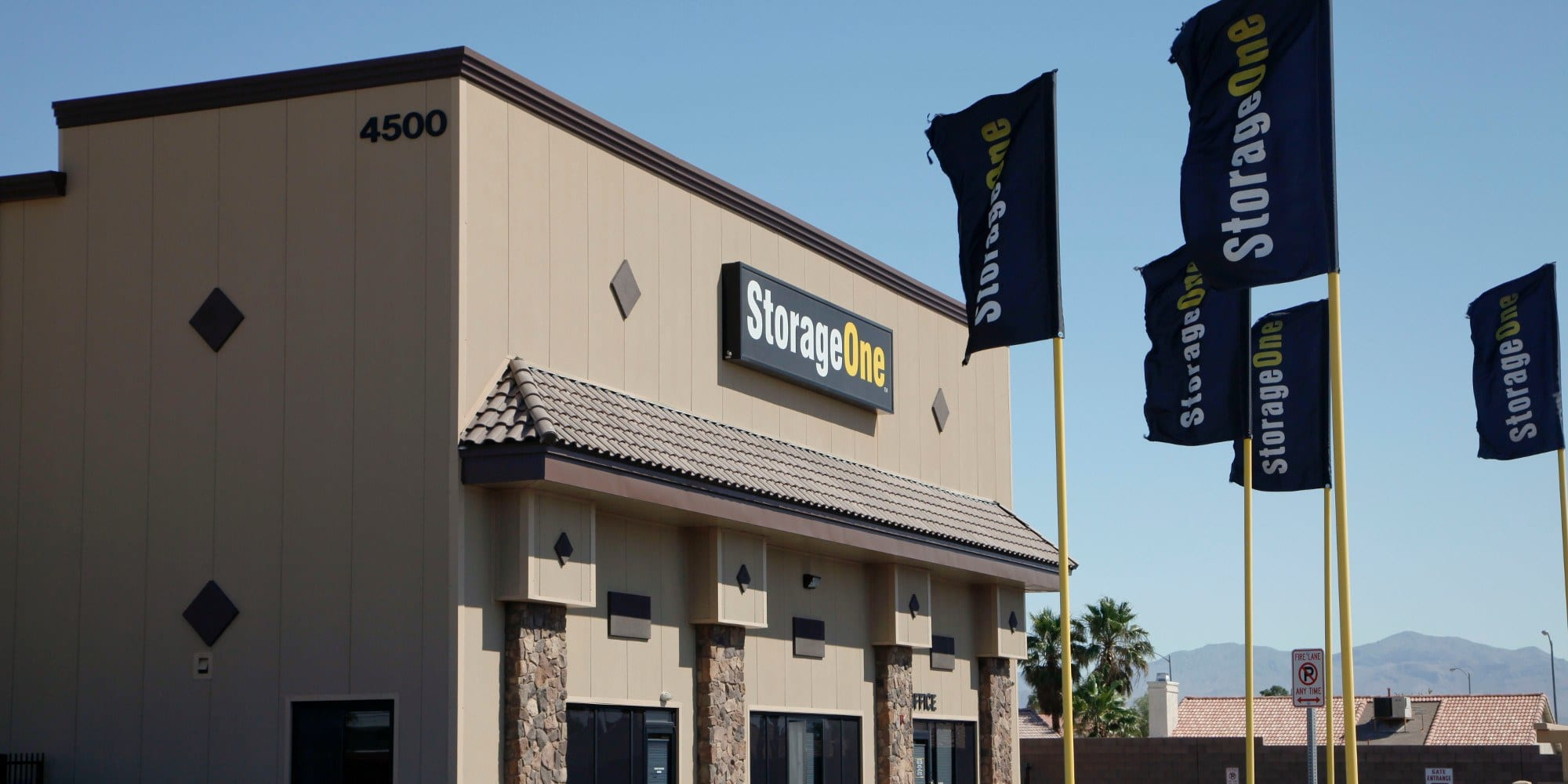 Self storage in North Las Vegas NV