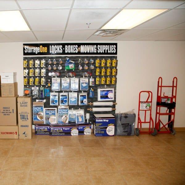 Moving supplies in Las Vegas