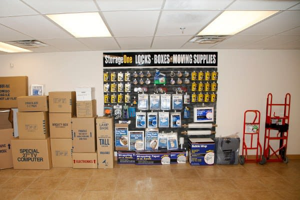 Las Vegas Storage Supplies