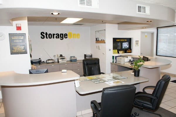 Our Storage Office In Las Vegas