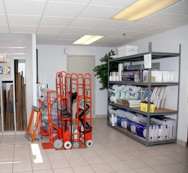 Storage supplies in las vegas