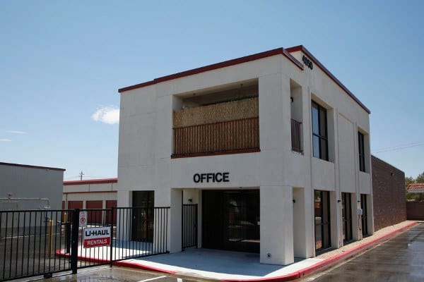 Our Storage Facility In Las Vegas