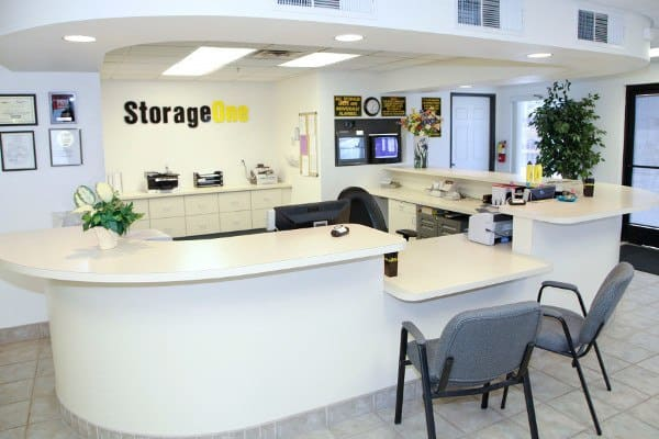 Our Self Storage Office In Henderson