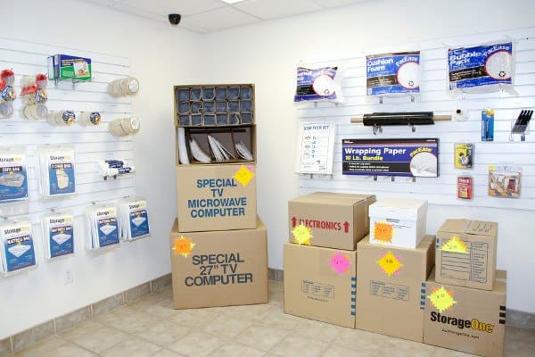 Our Self Storage Supplies In Henderson