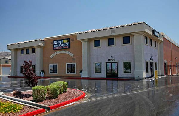 Self Storage In Henderson Exterior