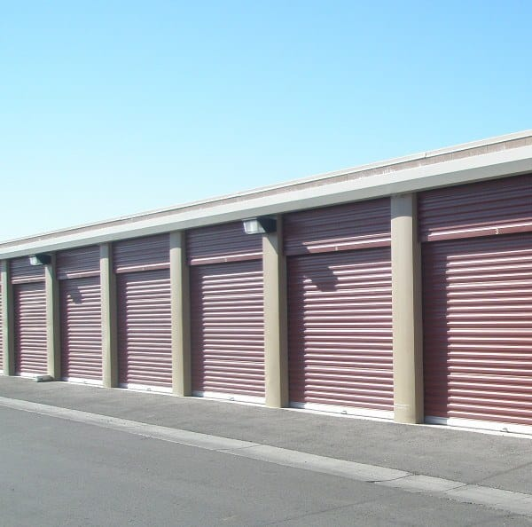 Self storage in Las Vegas, Nevada