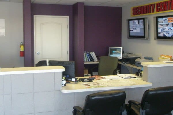 Office At Our Las Vegas Storage Units