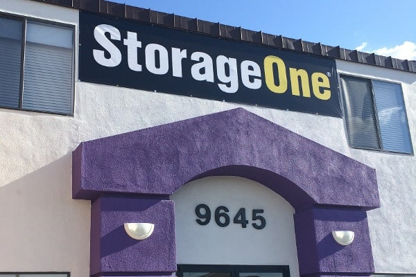 Our Facility At Las Vegas Storage Units