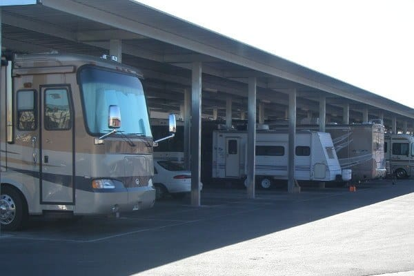 Our Rv Storage At Las Vegas Storage Units