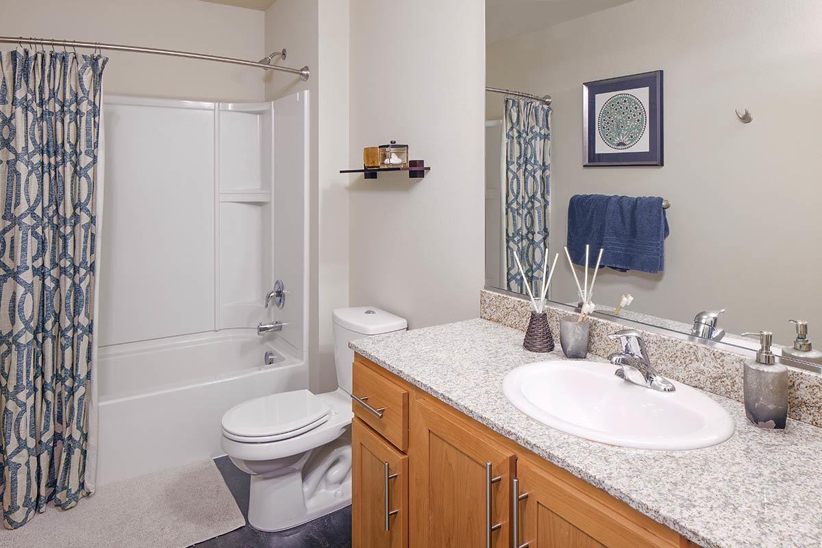 Alternate Bathroom Layout