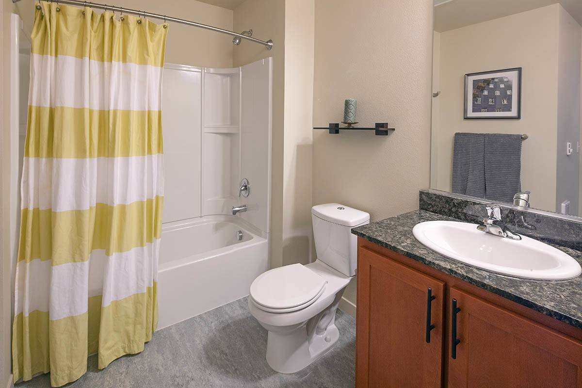 Bathroomat Eddyline at Bridgeport In Portland