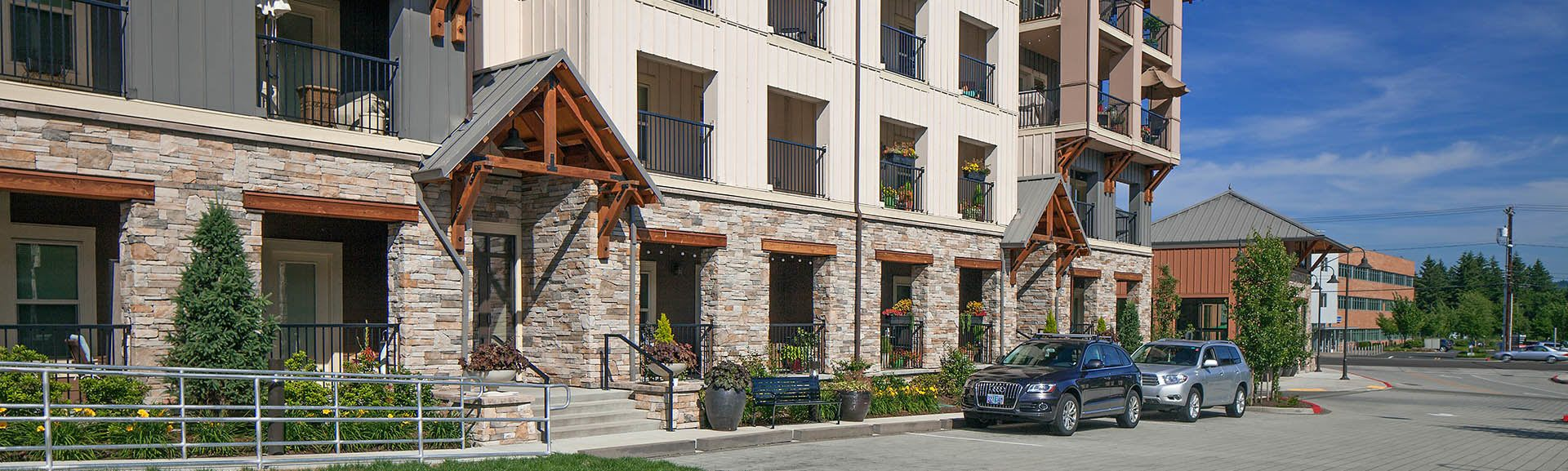 Learn about our neighborhood at Eddyline at Bridgeport in Portland, OR on our website