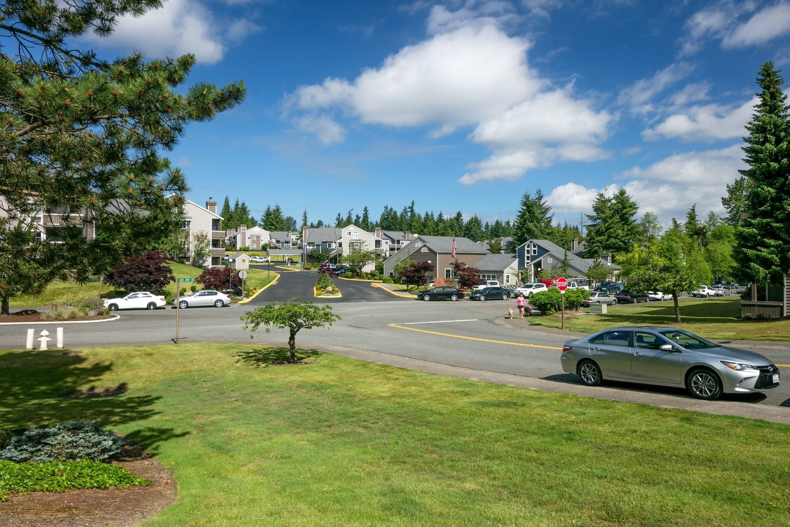 Learn about our neighborhood at The Carriages at Fairwood Downs in Renton, WA on our website