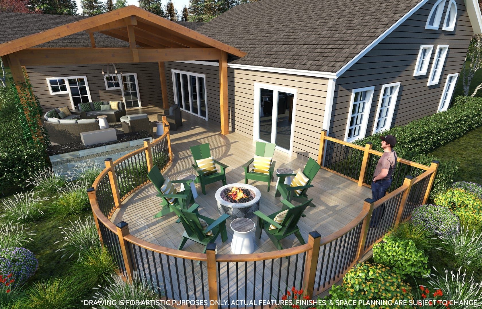 COMING SOON: Clubhouse Patio Deck