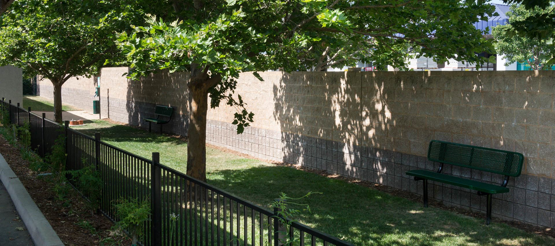 Dog Park at The Artisan Apartment Homes in Sacramento, California