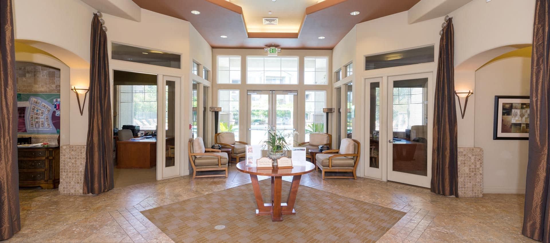 The Artisan Apartment Homes's Clubhouse Lobby in Sacramento, CA