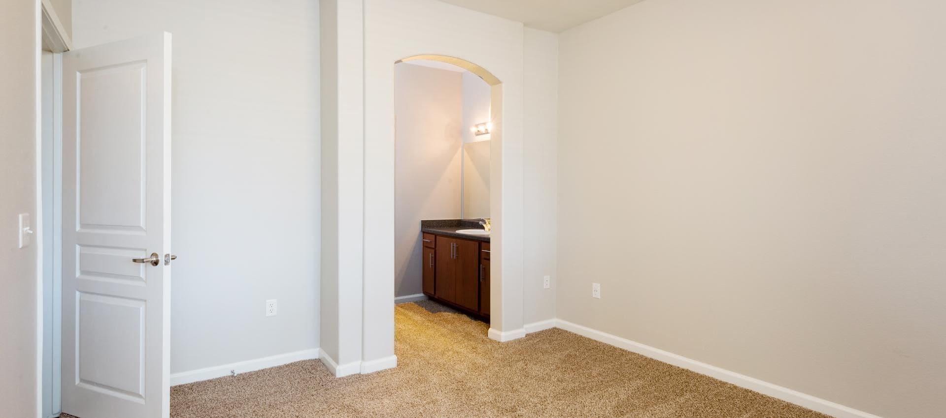 The Artisan Apartment Homes's Bedroom in Sacramento, CA
