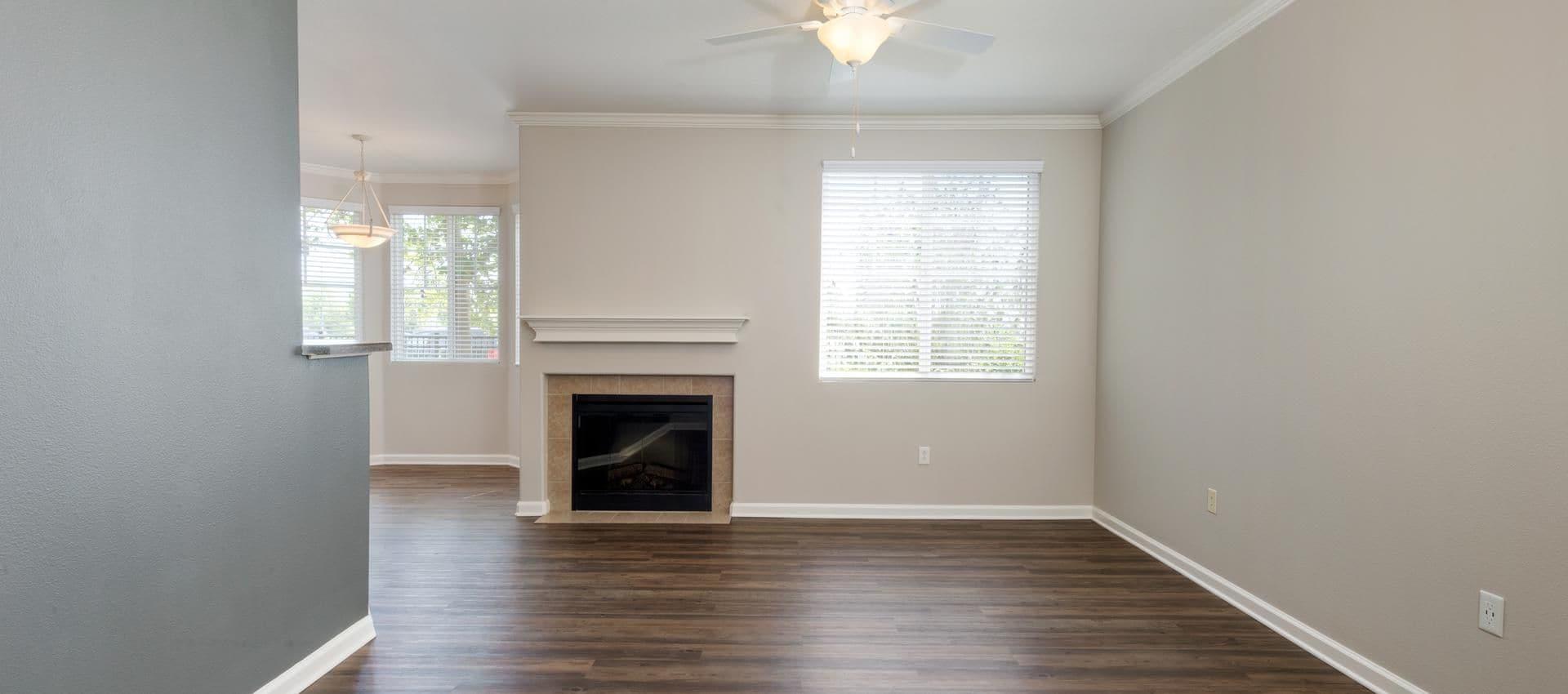 The Artisan Apartment Homes's Living Room in Sacramento, CA