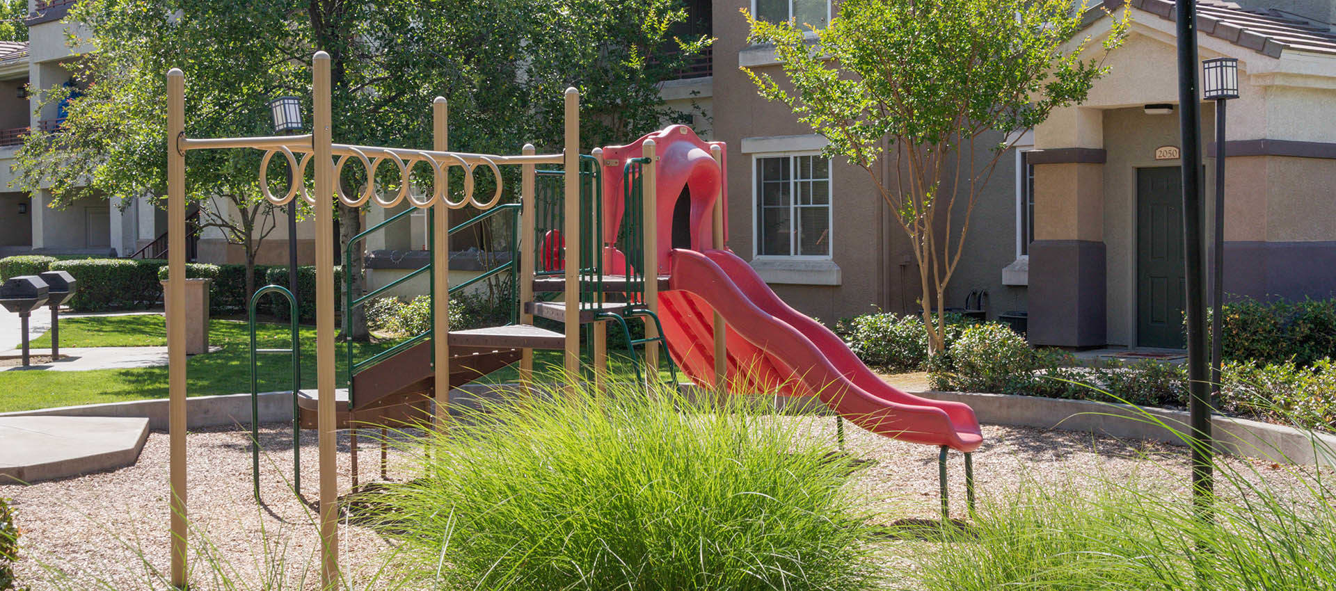 Lovely Playground at The Artisan Apartment Homes in Sacramento, California