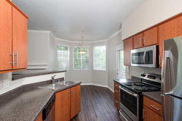 Upgraded features at The Artisan Apartment Homes