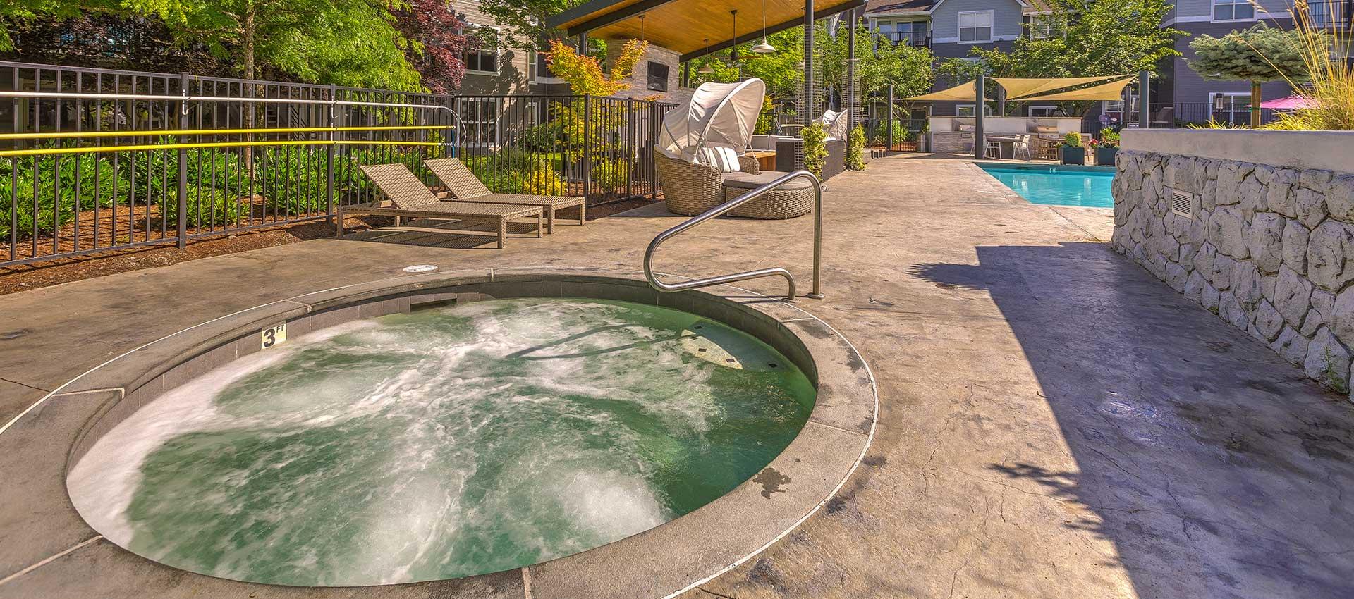 Spa at Centro Apartment Homes