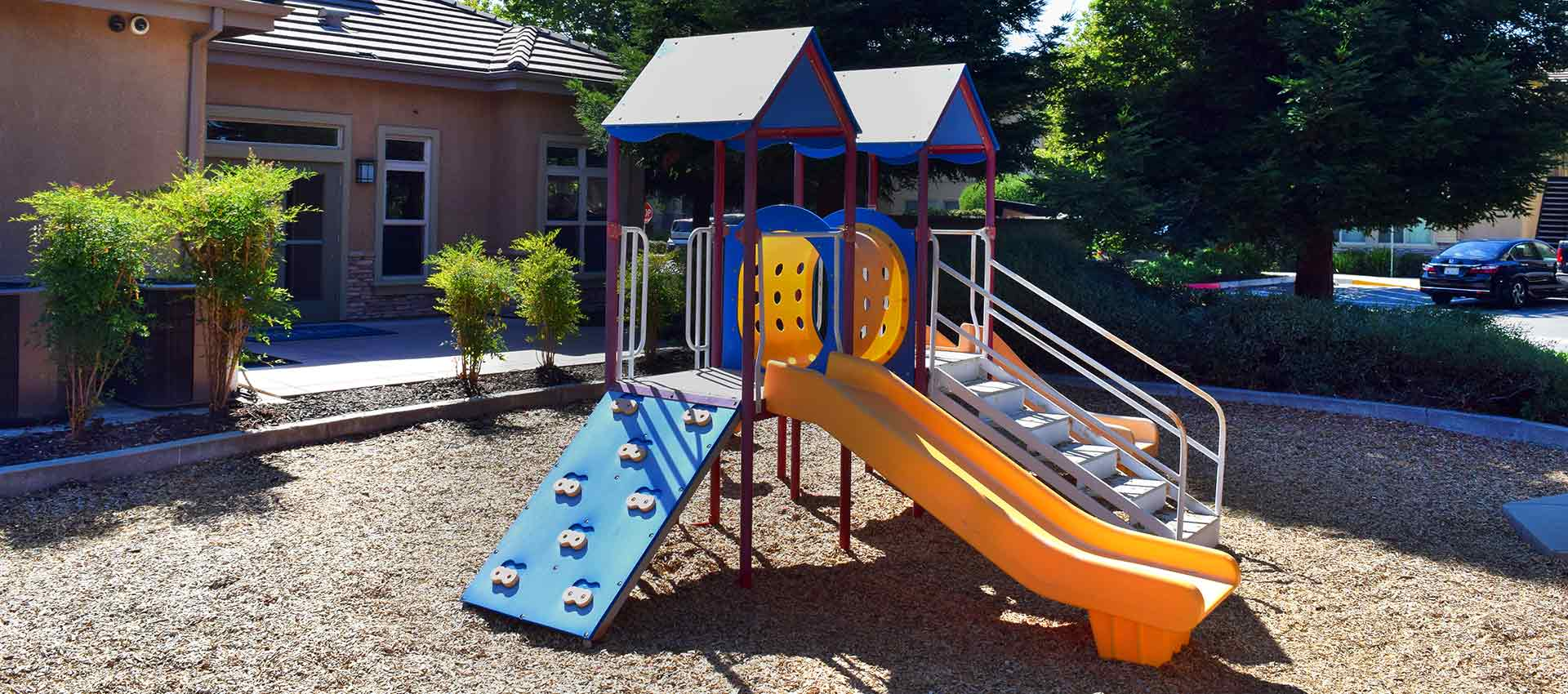 Playground at Wolf Ranch Condominium Rentals