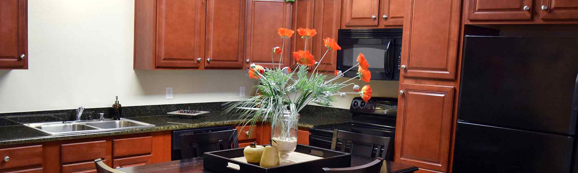 View our floor plans at Wolf Ranch Condominium Rentals on our website