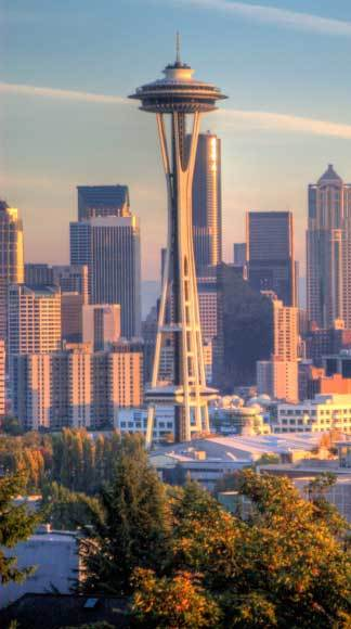 Our Locations in Seattle, WA