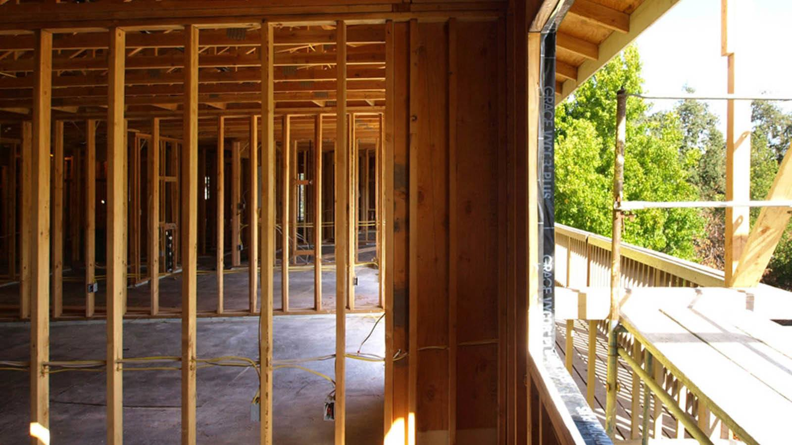 Work In Progress Framing | Sequoia Property Services