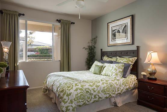 Standard features at Alicante Apartment Homes in Aliso Viejo, California