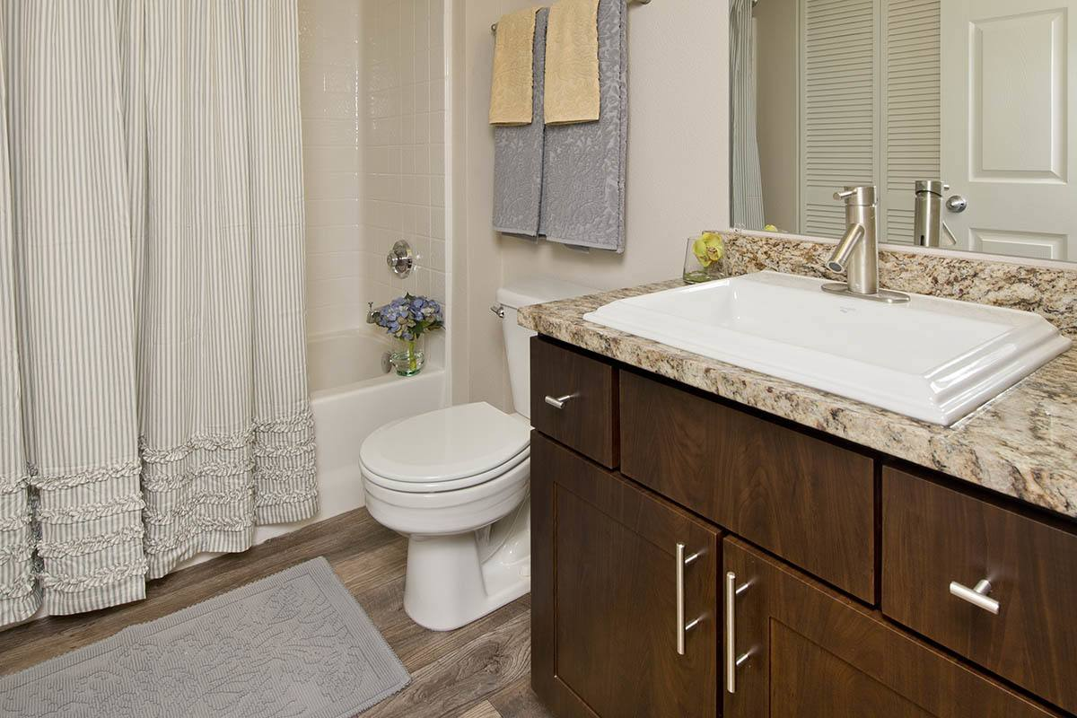 Luxurious Bathroom at Altamont Summit in Happy Valley